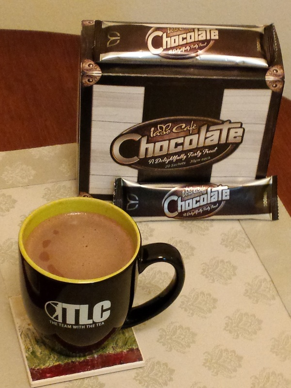 total life changes hot chocolate